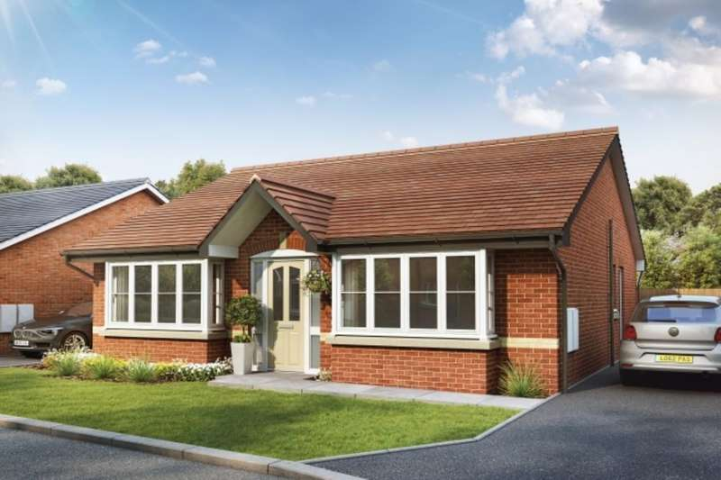 2 Bedrooms Detached Bungalow for sale in The Ash Walton Meadows, Walton-Le-Dale, Preston, PR5