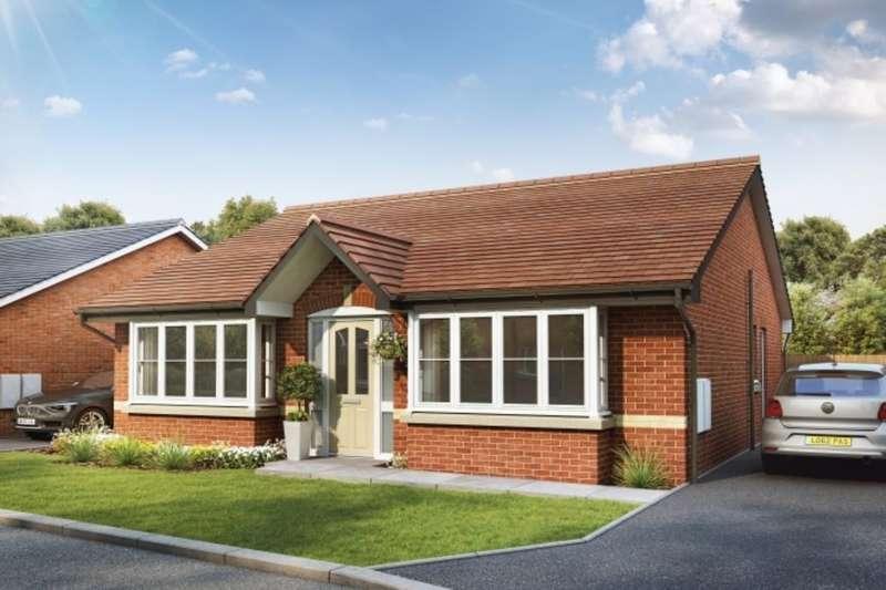 2 Bedrooms Detached Bungalow for sale in The Ash Walton Meadows, Walton-Le-Dale, Preston, PR5
