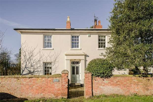 5 Bedrooms Detached House for sale in Back Street, South Clifton, Newark, Nottinghamshire