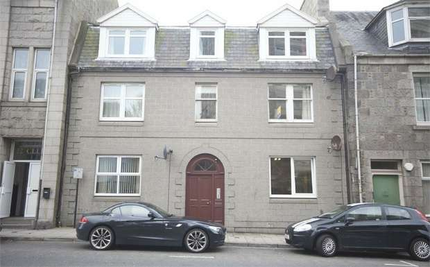 1 Bedroom Flat for sale in 57 Rose Street, Aberdeen