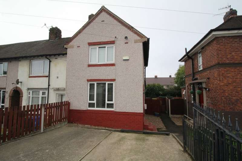 2 Bedrooms Property for sale in Wordsworth Avenue, Sheffield, S5