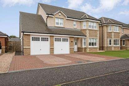 4 Bedrooms Detached House for sale in Dunlop Crescent, Glasgow, Lanarkshire