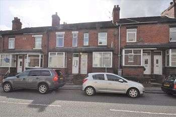 2 Bedrooms Terraced House for sale in Victoria Street, Basford, Stoke-on-Trent, ST4 6EF