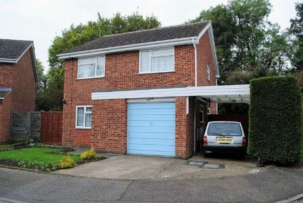 4 Bedrooms Detached House for sale in Obelisk Rise, Kingsthorpe, Northampton NN2 8TY
