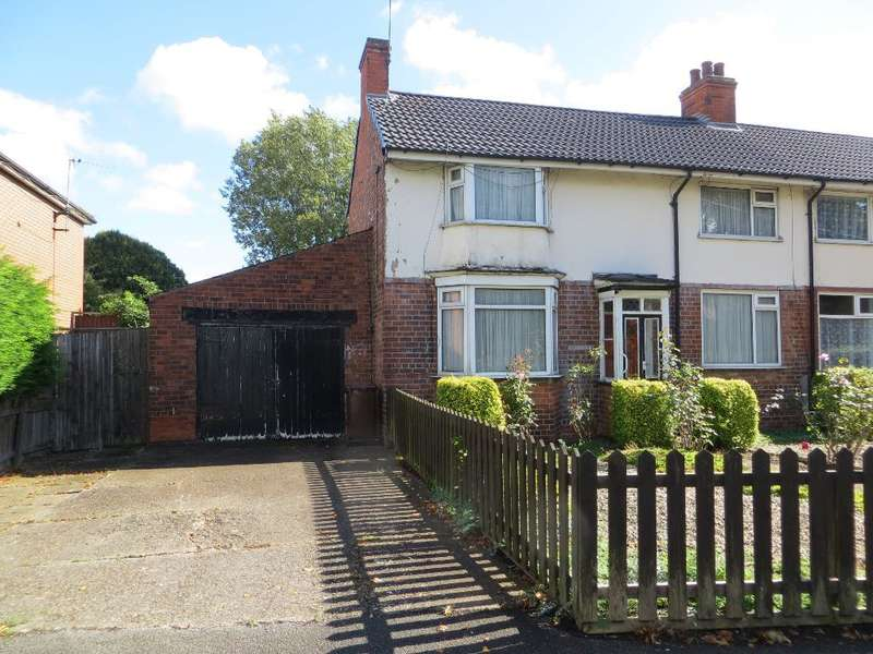 3 Bedrooms End Of Terrace House for sale in Beverley High Road, Hull, HU6 7EX