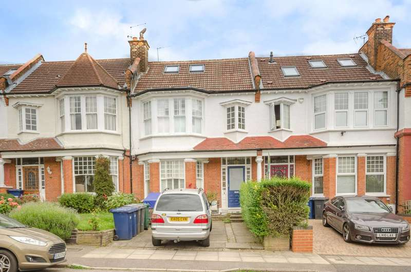 2 Bedrooms Flat for sale in Woodlands Avenue, Finchley Central, N3