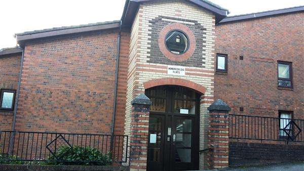 1 Bedroom Apartment Flat for rent in Hendreselsig Flats, St Albans Road, Treorchy