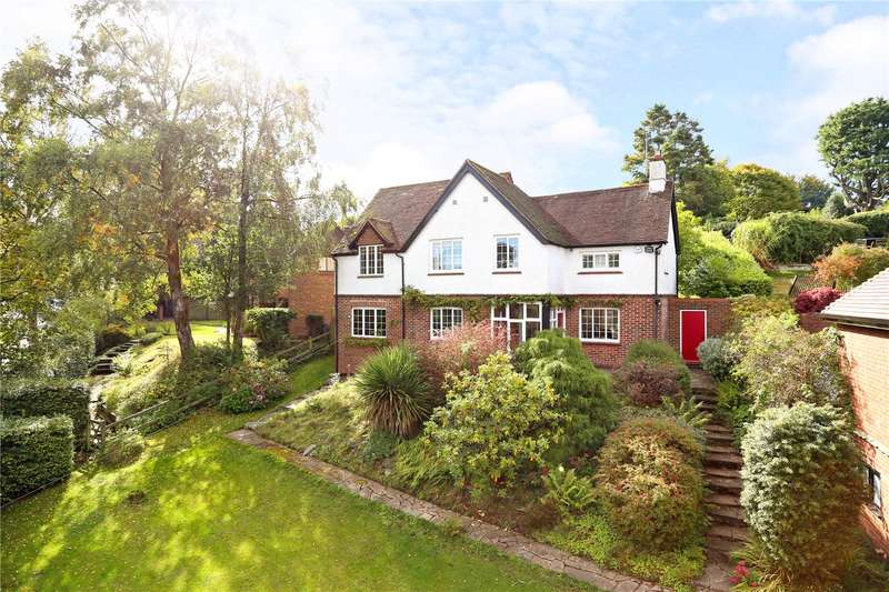 5 Bedrooms Detached House for sale in College Hill, Haslemere, Surrey, GU27