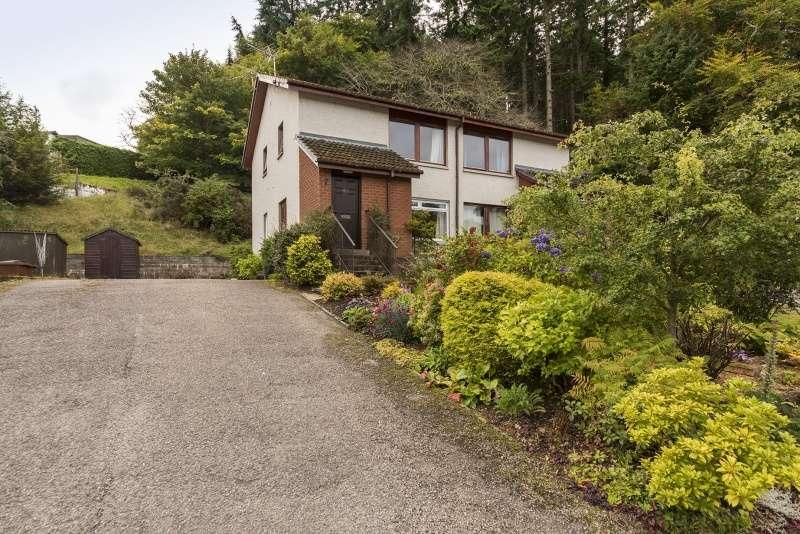 1 Bedroom Flat for sale in Overton Avenue, Scorguie, Inverness, Highland, IV3 8RR