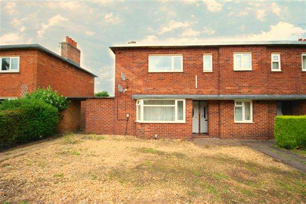1 Bedroom Apartment Flat for sale in Churchill Road, Stone, Stoke-on-Trent