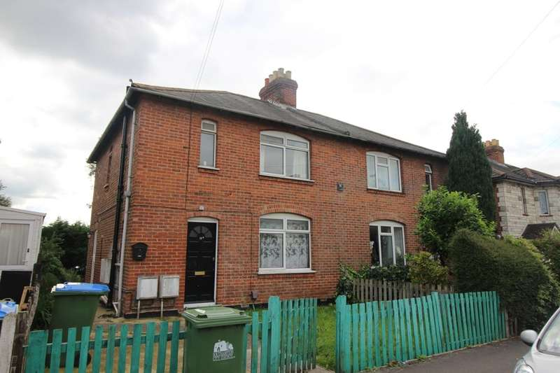 3 Bedrooms Semi Detached House for sale in Harefield Road, Southampton, SO17