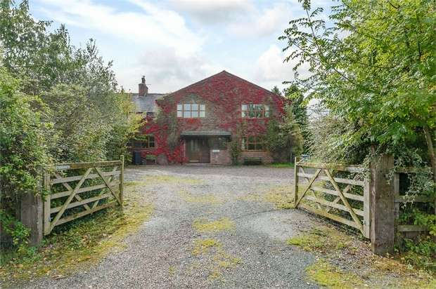 20 Bedrooms Detached House for sale in Barrow Lane, Great Barrow, Chester, Cheshire