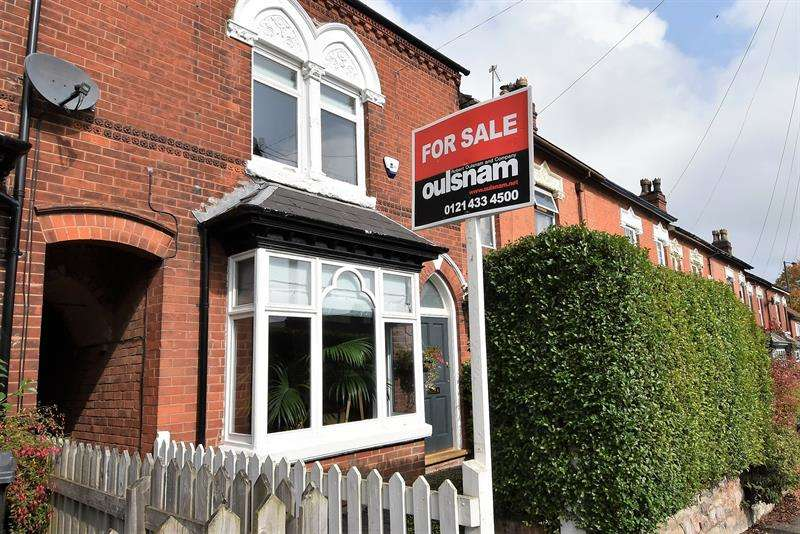 4 Bedrooms Terraced House for sale in Franklin Road, Bournville, Birmingham
