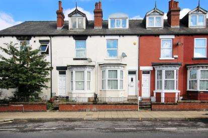 3 Bedrooms Terraced House for sale in Staniforth Road, Sheffield, South Yorkshire