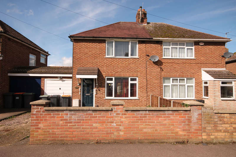 3 Bedrooms Semi Detached House for sale in Ditmas Avenue, Kempston, MK42