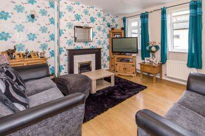 3 Bedrooms End Of Terrace House for sale in Whitcliffe Terrace, Richmond, North Yorkshire