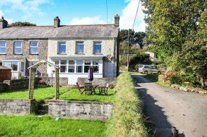 3 Bedrooms End Of Terrace House for sale in Penwithick, St. Austell, Cornwall