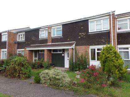 3 Bedrooms Terraced House for sale in Eastnor Gardens, Putnoe, Bedford