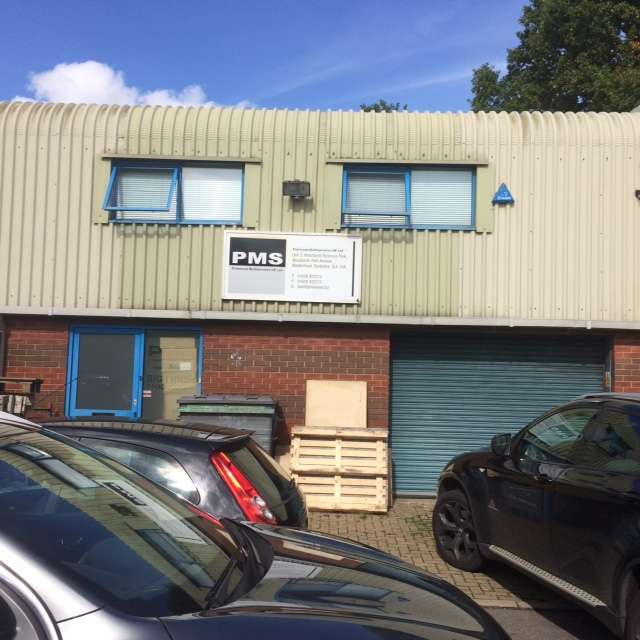 Warehouse Commercial for sale in UNIT 3 WOODLANDS PARK,WOODLANDS PARK AVENUE,MAIDENHEAD,SL6 3UA, Woodlands Park Avenue, Maidenhead
