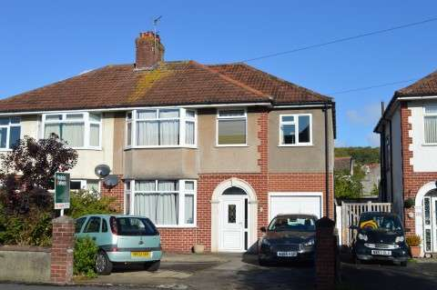 4 Bedrooms Semi Detached House for sale in Milton Road, Milton, Weston-Super-Mare