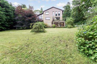 4 Bedrooms Detached House for sale in Glenarn Road, Rhu