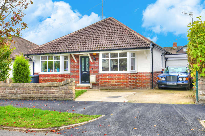 4 Bedrooms Detached Bungalow for sale in 24 Marstone Crescent, Totley, S17 4DH