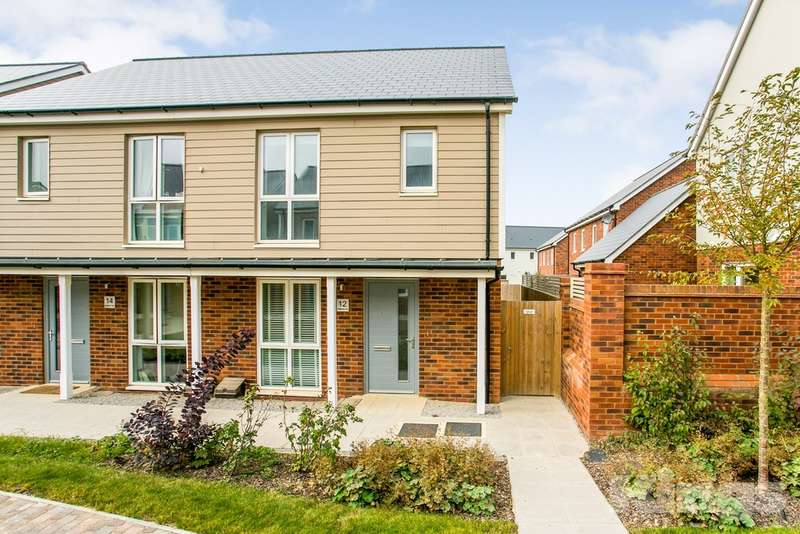 2 Bedrooms Semi Detached House for sale in Hedgerow Lane, Knights Wood, Tunbridge Wells