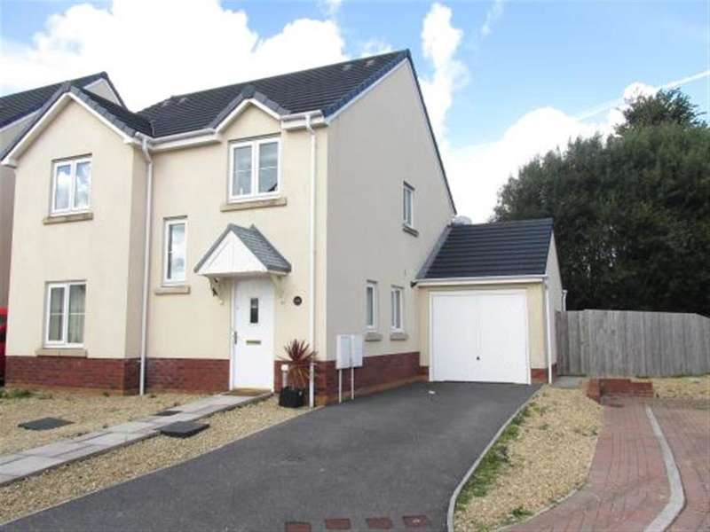 4 Bedrooms Detached House for sale in Moorland Green, Gorseinon, Swansea