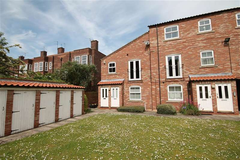 2 Bedrooms Flat for sale in Alne Terrace, York, YO10 5AW