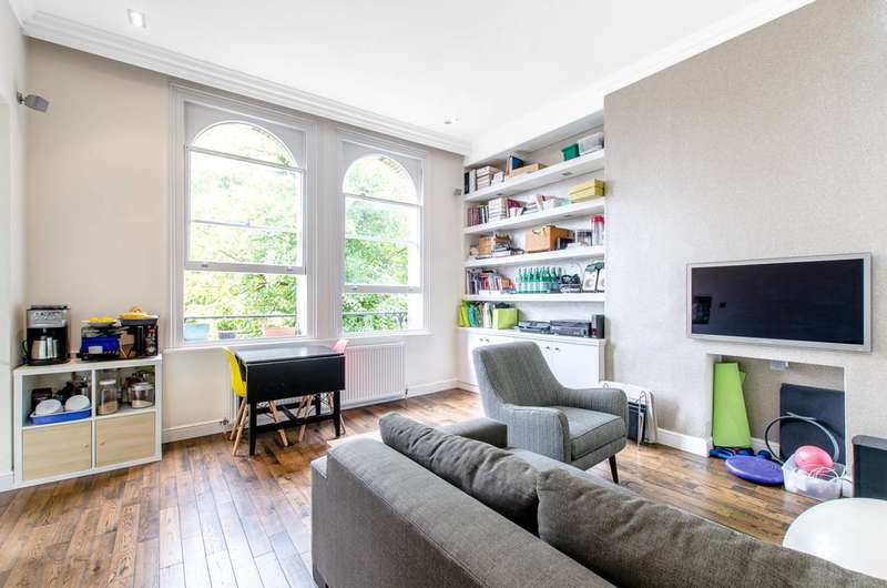 2 Bedrooms Flat for sale in Camden Terrace, Camden, NW1