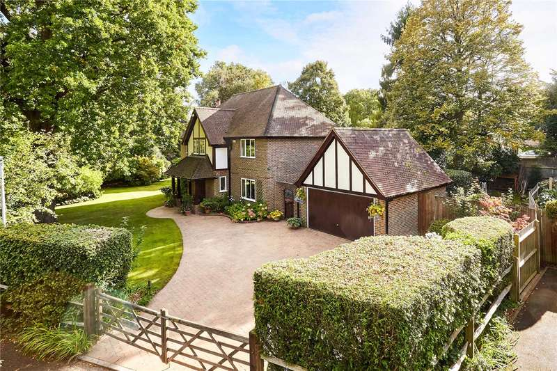 5 Bedrooms Detached House for sale in Pembury Grange, Sandown Park, Tunbridge Wells, Kent, TN2