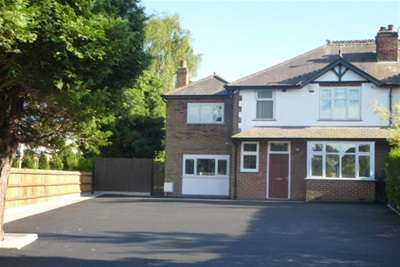 1 Bedroom Property for rent in Uttoxeter Road, Mickleover, Derby, DE3 9AH
