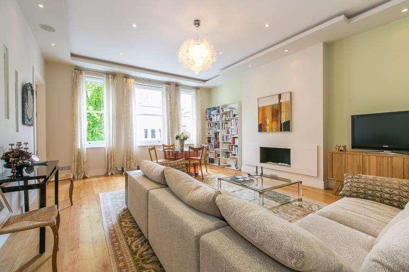 3 Bedrooms Flat for sale in Belsize Park Gardens, London