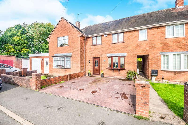 3 Bedrooms Property for sale in Perks Road, Wolverhampton, WV11