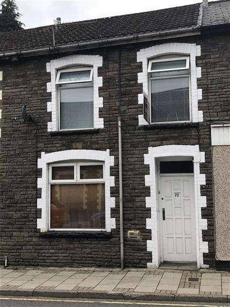 3 Bedrooms Terraced House for rent in Llewellyn Street, Pontygwaith, Ferndale