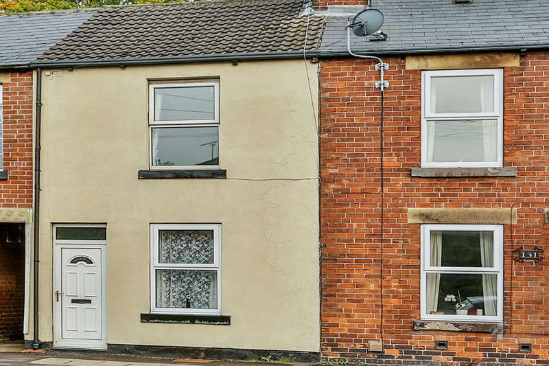 2 Bedrooms Terraced House for sale in Station Road, Chapeltown, Sheffield, S35