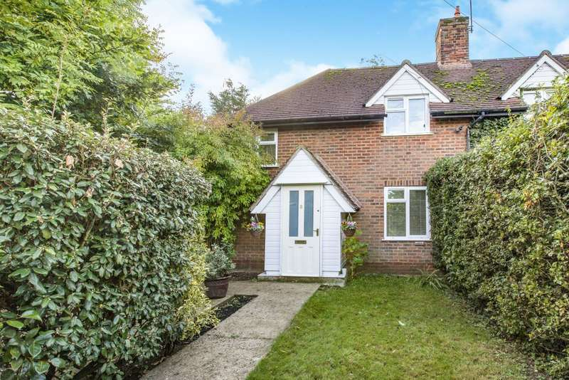 2 Bedrooms Semi Detached House for sale in Layters Close, Cottage, Gerrards Cross, Bucks SL9 9HX