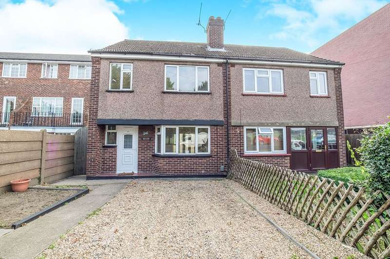 3 Bedrooms Semi Detached House for sale in Marlborough Road, Gillingham, ME7