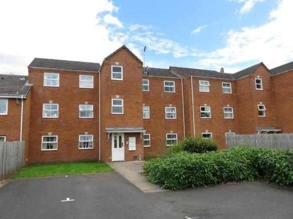 1 Bedroom Apartment Flat for sale in Duarada Drive, Stafford