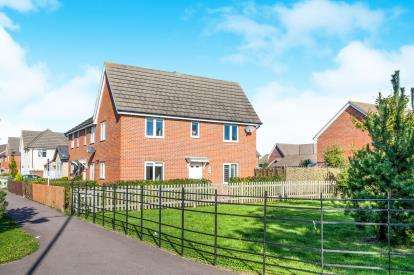 3 Bedrooms End Of Terrace House for sale in Upper Cambourne, Cambridge, Cambridgeshire