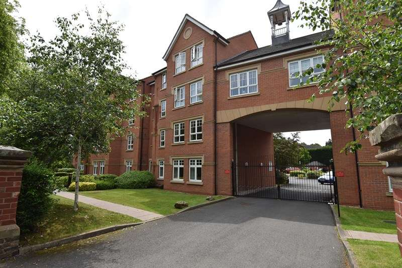 2 Bedrooms Apartment Flat for sale in St. Andrews Road, Droitwich