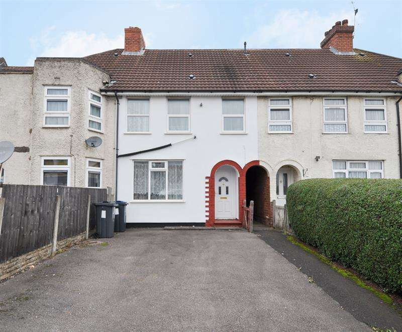 3 Bedrooms Terraced House for sale in Egghill Lane, Northfield, Birmingham