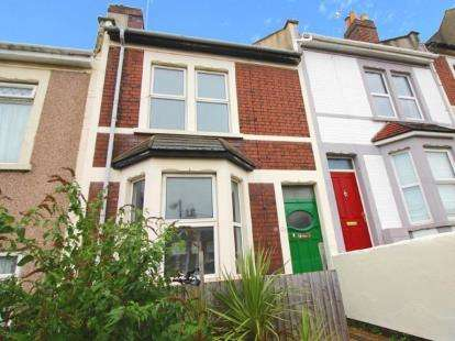 3 Bedrooms Terraced House for sale in Arlington Road, Brislington, Bristol, United Kingdom