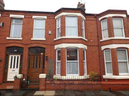 3 Bedrooms Terraced House for sale in Cromer Road, Liverpool, Merseyside, L17