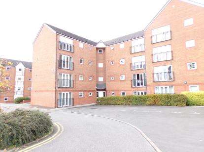 2 Bedrooms Flat for sale in Terret Close, Walsall, West Midlands