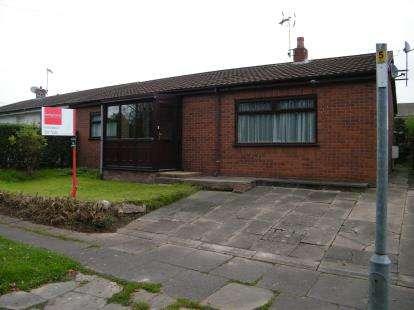 3 Bedrooms Bungalow for sale in Doddington Road, Crewe, Cheshire