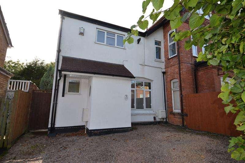 1 Bedroom Town House for sale in Woodstock Road, Moseley, Birmingham