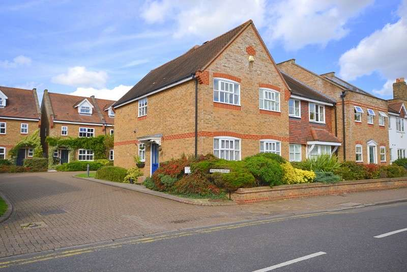 2 Bedrooms Maisonette Flat for sale in Lower Sunbury