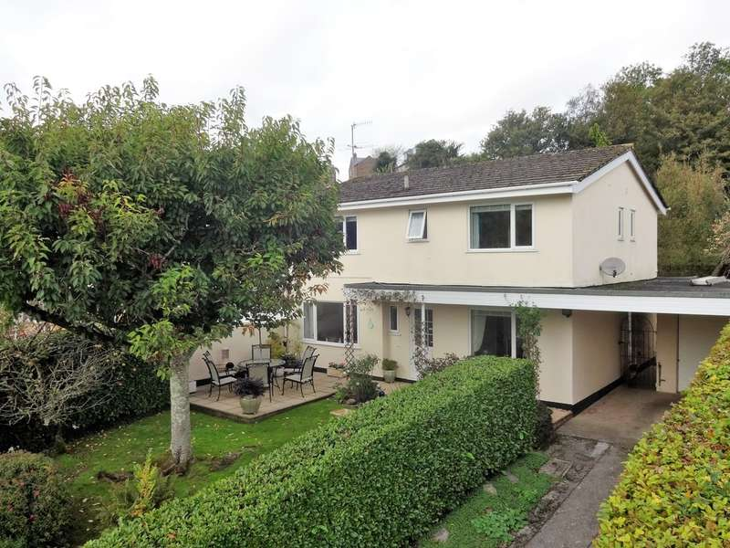 4 Bedrooms Detached House for sale in Stray Park, Yealmpton, Plymouth