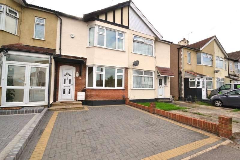 2 Bedrooms Terraced House for sale in Ashwood avenue, Rainham, Essex, RM13